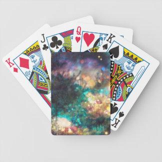 Fantasy Starry Forest 5 Poker Deck
