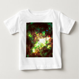 Fantasy Starry Forest 6 Baby T-Shirt