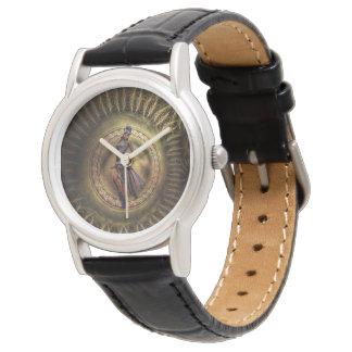 fantasy Steampunk Lady B Wrist Watches