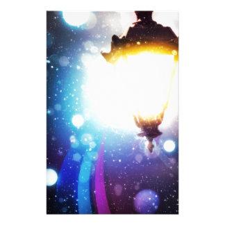 Fantasy Street Lamp 2 Stationery