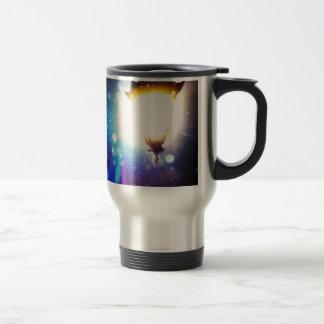 Fantasy Street Lamp 2 Travel Mug