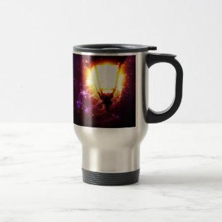 Fantasy Street Lamp Travel Mug