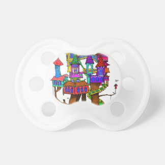 Fantasy Treehouse Pacifier