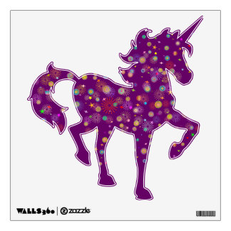 Fantasy Unicorn Wall Sticker