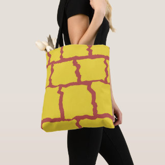 Fantasy wall tote bag