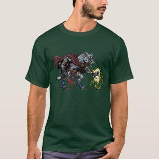 Fantasy Werewolf Fighter T-shirt