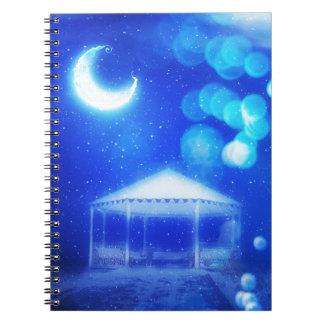 Fantasy Winter Alcove Notebooks
