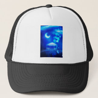 Fantasy Winter Alcove Trucker Hat