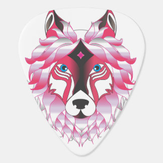 Fantasy Wolf Animal Guitar Pick