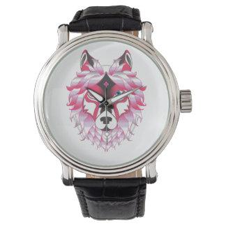 Fantasy Wolf Animal Wrist Watches