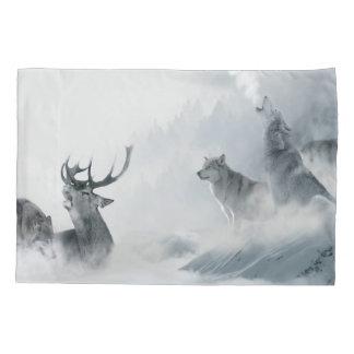 Fantasy Wolf Pillowcase