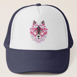 Fantasy Wolf Trucker Hat