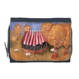 fantasy world denim WALLET