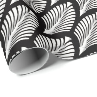 Fantuzzi Black and White Wrapping Paper