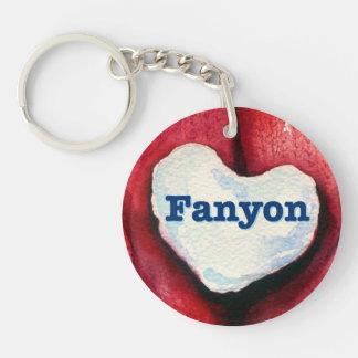 Fanyon key chain