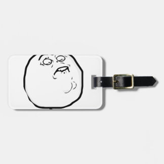 fap accepted luggage tag