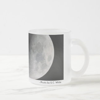 Far Beyond the Stars - Frosted Everyday Mug