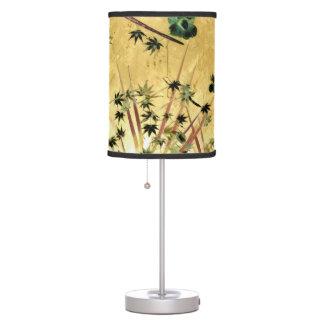 """Far East Floaters"" - Lamp"