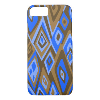 Far Out Retro Abstract Psychedelic iPhone 7 Case