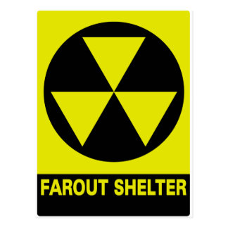 Far-Out Shelter Postcard