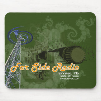 Far Side Radio Mousepad