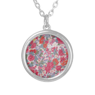 Far Too Pretty Silver Plated Necklace