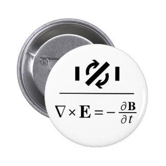 Faradays Law Pins