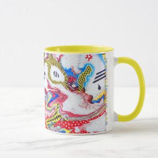 farbkomposition.at #6 mug