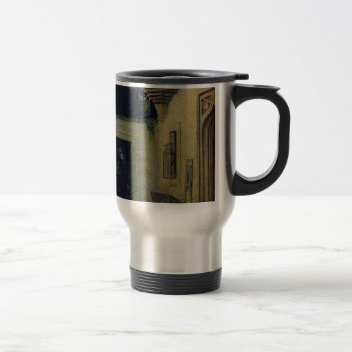 Farewell at Dawn 1859 by Moritz von Schwind Coffee Mugs