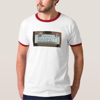 Farewell Freedom Market Party T-Shirt