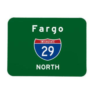 Fargo 29 magnet