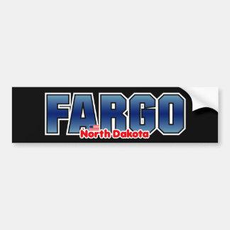 Fargo Bumper Bumper Sticker