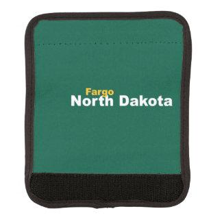 Fargo, North Dakota Luggage Handle Wrap