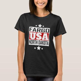 Fargo North Dakota USA T-Shirt