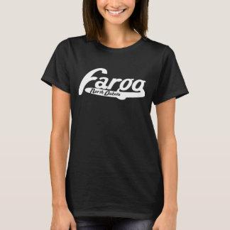 Fargo North Dakota Vintage Logo T-Shirt