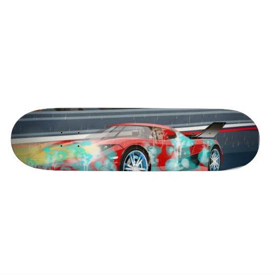 fari custom skateboard