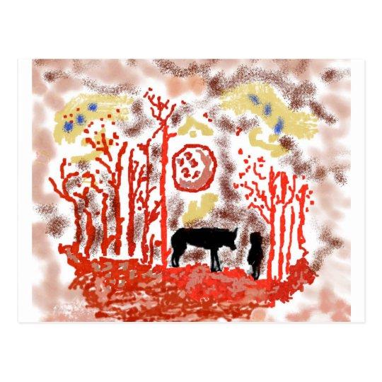 farietale postcard