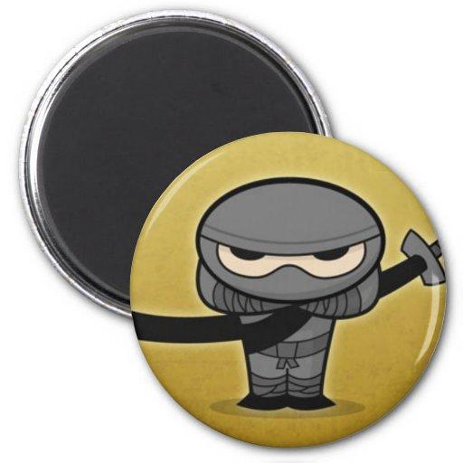 Farkin' Ninja Refrigerator Magnet