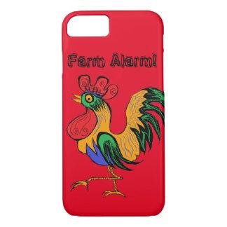 Farm Alarm iPhone 7 Case