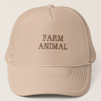 Farm Animal Trucker Hat