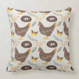 Farm Animal Throw Pillows : Farm Animals Pillows - Farm Animals Throw Pillows Zazzle