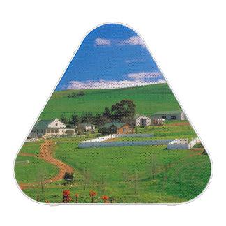 Farm Buildings And Fields, Caledon, Overberg Blueooth Speaker