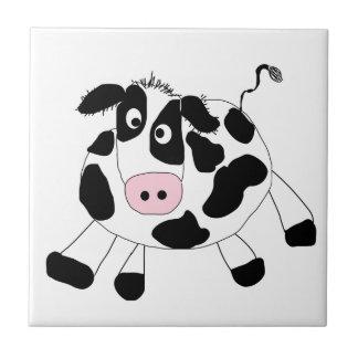 Farm Cow Ceramic Tiles