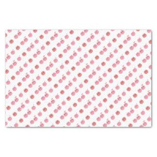 farm emojis - pig tissue paper