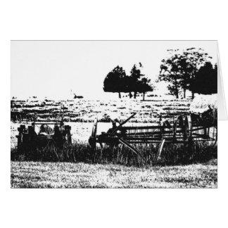 Farm Equipment Card (empty)