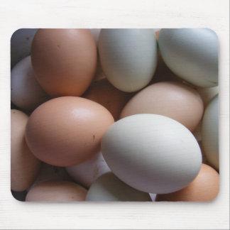 Farm FRESH Eggs Mousepad