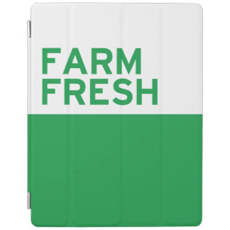 Farm Fresh iPad Cover