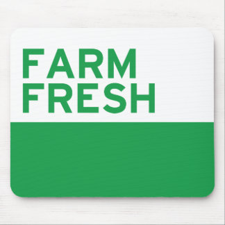 Farm Fresh Mouse Pad