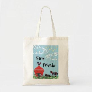 Farm Friends Tote Bag