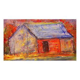 farm house business card